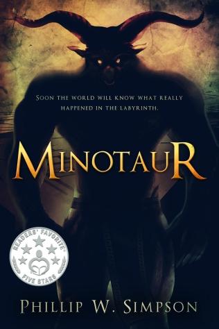 Minotaur (which Phillip dedicated to his classics teachers)