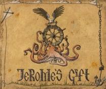 Jerome's Gift, cover copyright Trent Denham