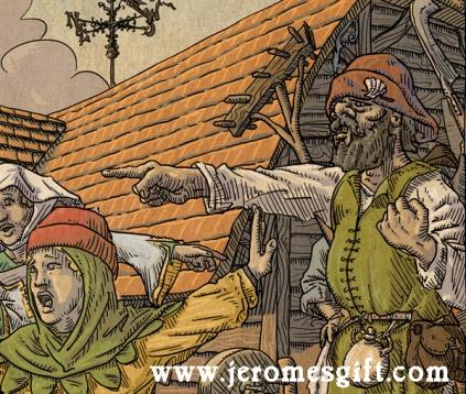 Jerome on the way, copyright Trent Denham