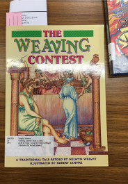 The Weaving Contest, by Wright and Jahnke