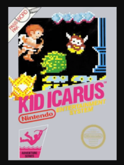 Kid Icarus (1989). Used under Creative Commons License (accessed: October 6 2018).