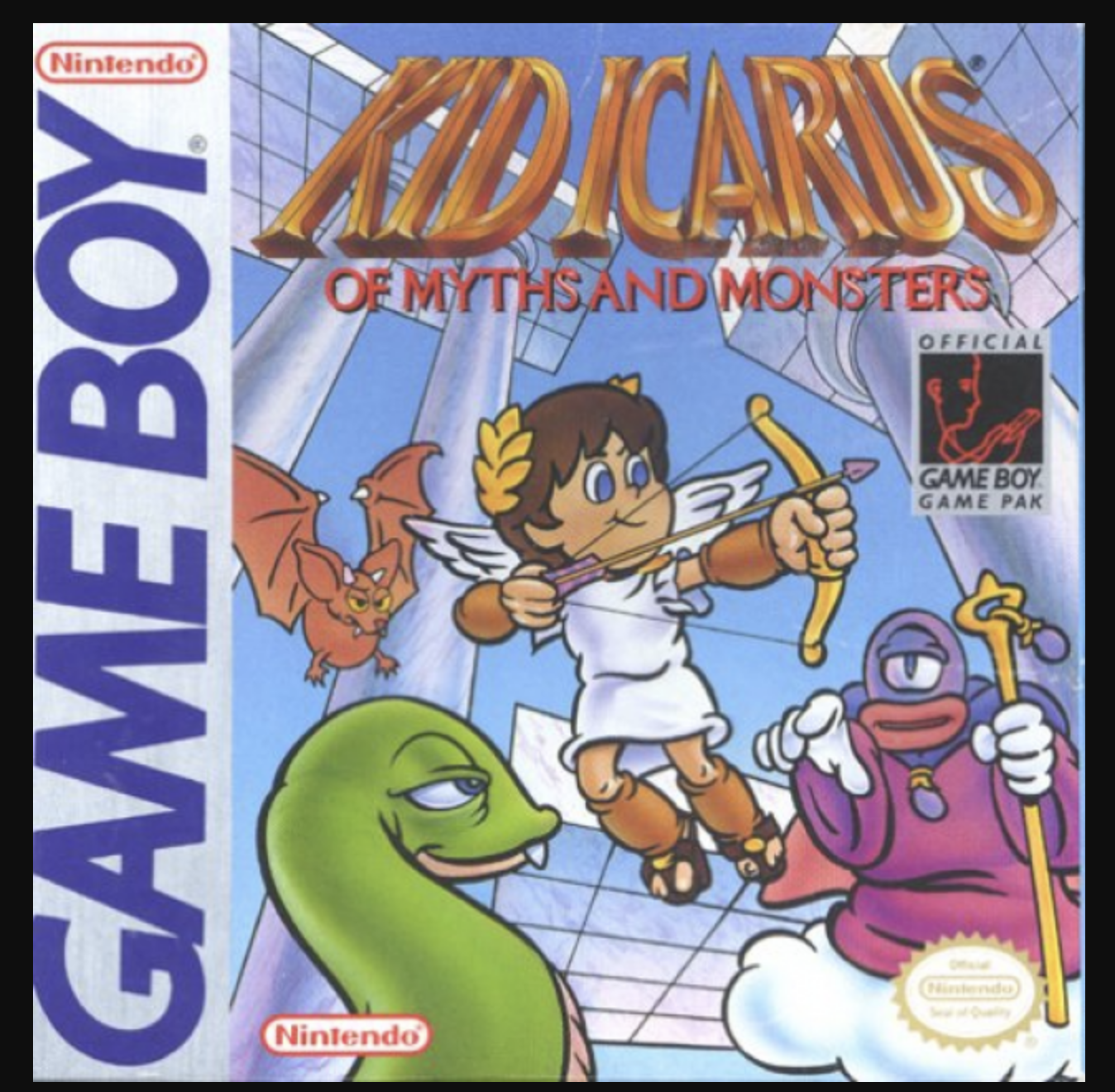 Kid Icarus: Of Myths and Monsters (1991). Used under Creative Commons License (accessed: May 24, 2018).