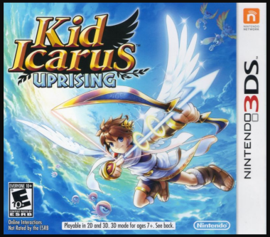 Kid Icarus: Uprising (2012). Used under Creative Commons License (accessed: October 6, 2018).