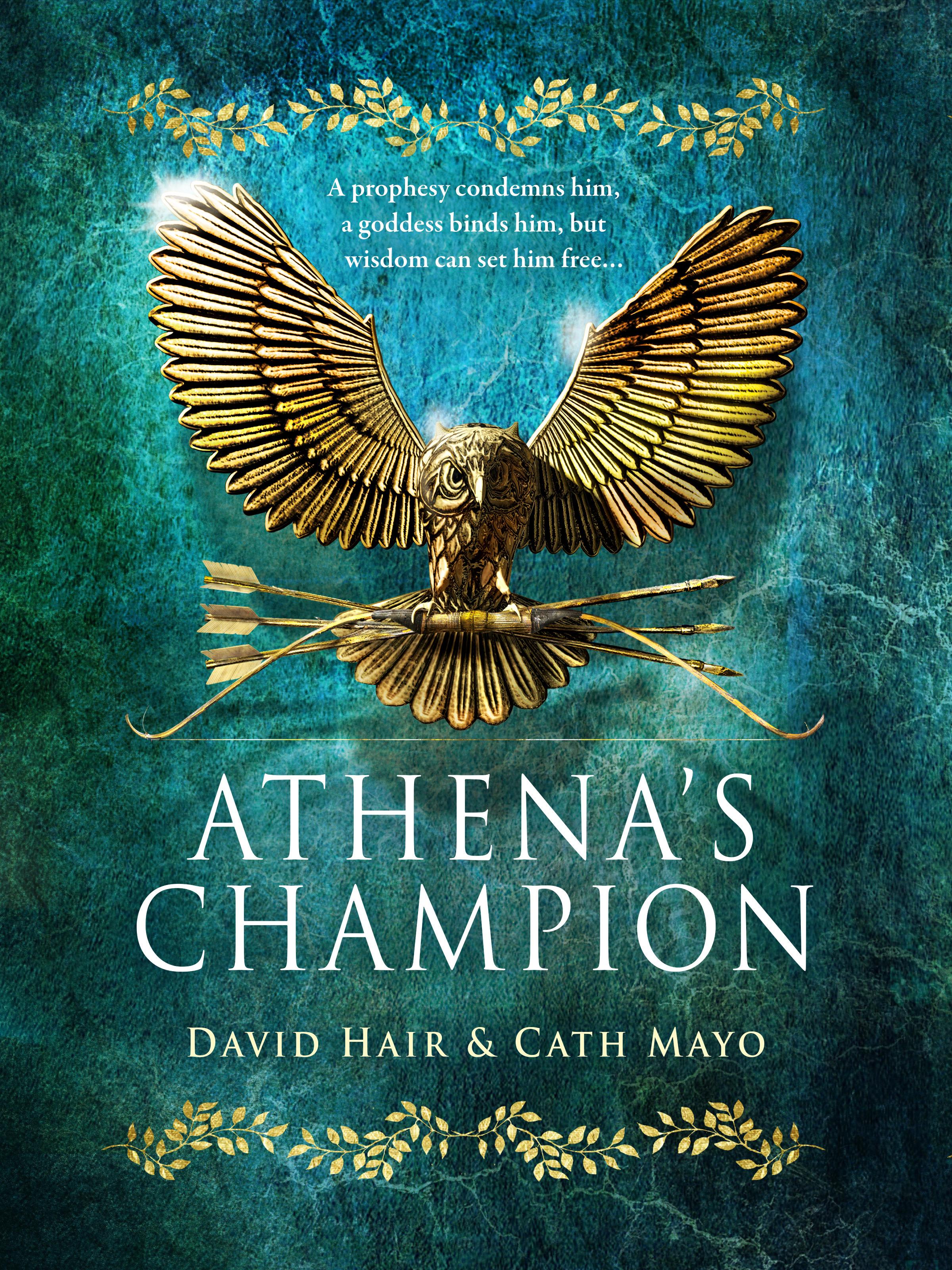 Cover art athenas_champion-amazon